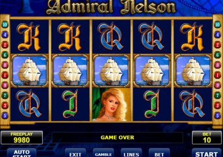 Ігровий Amatic автомат — Admiral Nelson