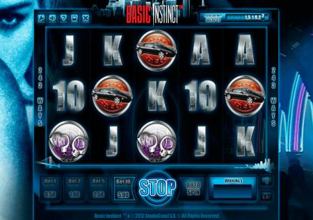 Ігровий iSoftBet автомат — Basic Instinct