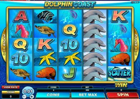 Берег дельфінів