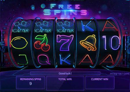 Ігровий iSoftBet автомат — Neon Reels