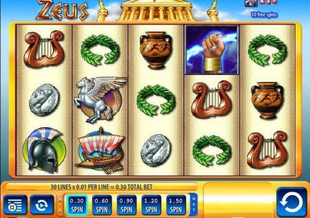 Ігровий WMS автомат — Zeus